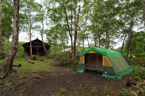カヤの平高原キャンプ場