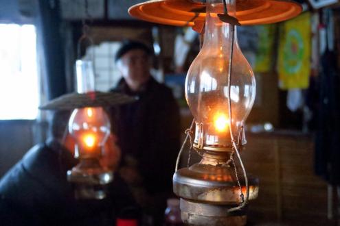 ランプの山小屋・丸川荘