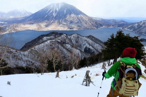日光社山からの眺望