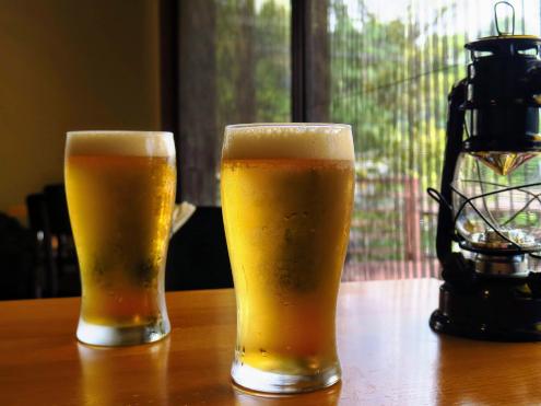 J&Nの中生ビール